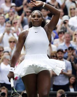 Rediff Sports - Cricket, Indian hockey, Tennis, Football, Chess, Golf - Is Serena Williams the US Open favourite?