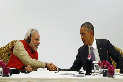 India has incredible business talent: Obama