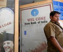 India's top bank SBI says bad loan pressure easing