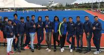 Rediff Sports - Cricket, Indian hockey, Tennis, Football, Chess, Golf - ICC U19 WC: Pacer Thakare called as cover for injured Porel
