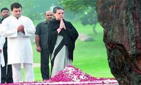 Congress fumes even as CM Narendra Modi talks of Indira Gandhi