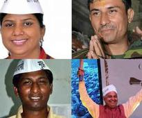 Know the new AAP MLAs from Delhi