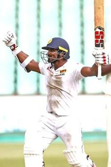 Rediff Sports - Cricket, Indian hockey, Tennis, Football, Chess, Golf - Kusal Perera makes big gains after heroic effort against South Africa