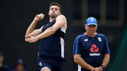 Rediff Cricket - Indian cricket - Mark Wood called up for England's Caribbean tour as replacement for Olly Stone