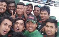 Rediff Cricket - Indian cricket - U-19 World Cup: Bangladesh beat Nepal to reach semifinal