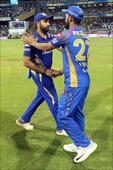 Rediff Cricket - Indian cricket - 9 reasons why Rohit's Mumbai Indians failed to make playoffs