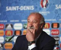 Euro 2016: Vicente del Bosque to quit as Spain coach, Joaquin Caparros favourite to take over