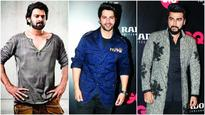 Current Bollywood News & Movies - Indian Movie Reviews, Hindi Music & Gossip - This is what Varun Dhawan and Arjun Kapoor addressed Prabhas at a party!