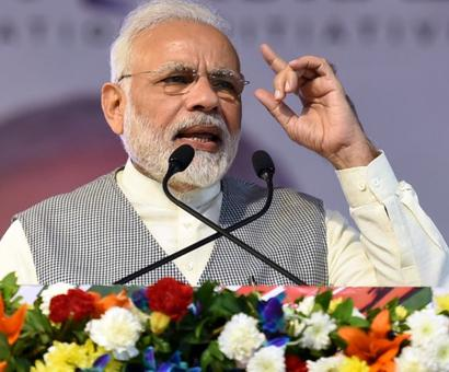 WEF preps for Modi mantra with tastes of India, twists of yoga