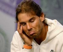 Decline and Fall as Rafael Nadal Crashes to New Wimbledon Low