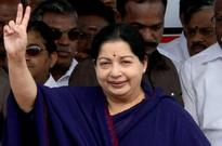 National anthem curtailed at AIADMK supremo Jayalalithaas swearingin ceremony