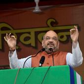 Bihar polls: Will form government with two-third majority, says Amit Shah