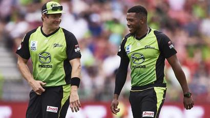 Rediff Cricket - Indian cricket - Big Bash League, Brisbane Heat vs Sydney Thunder: Live score and updates