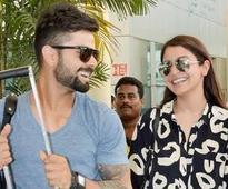 6 times when Virat Kohli looks at Anushka Sharma, making your heart melt