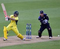 Rediff Cricket - Indian cricket - David Warner, Mitchell Marsh Ensure Revenge For Australia