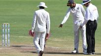 #INDvAUS: After match ends in 3 days, Pune pitch gets poor rating from ICC match referee