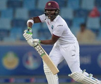 Rediff Cricket - Indian cricket - Darren Bravo, Joseph Recalled By Windies For Test Series vs England