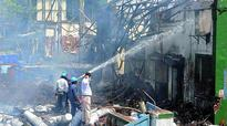 5 dead, over 119 injured in blast at Mumbai's chemical factory
