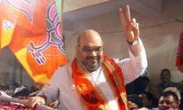 Amit Shah back for membership drive