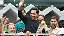Rediff Sports - Cricket, Indian hockey, Tennis, Football, Chess, Golf - Fresh from Champions Trophy glory, Sarfraz Ahmed set to be appointed as Pakistan's Test captain