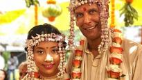 'I want to cry for next 658 years': Twitterati's shedding buckets of tears on Milind Soman's wedding to Ankita Konwar