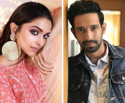 Current Bollywood News & Movies - Indian Movie Reviews, Hindi Music & Gossip - CONFIRMED! Deepika Padukone to work opposite Vikrant Massey in Meghna Gulzar's Chhapaak, details revealed