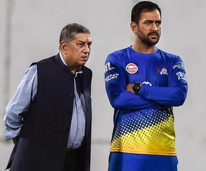 Rediff Cricket - Indian cricket - Dhoni breaks his silence on 2013 IPL fixing scandal