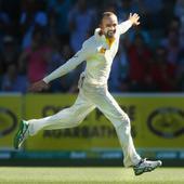 Rediff Sports - Cricket, Indian hockey, Tennis, Football, Chess, Golf - India, Australia should keep aside umpiring woes, says off-spinner Nathan Lyon