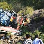 9 killed, 24 injured in road accident in Assam