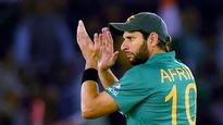 Rediff Cricket - Indian cricket - Afridi, Ajmal call for bilateral cricket with India