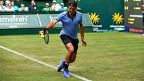 Rediff Sports - Cricket, Indian hockey, Tennis, Football, Chess, Golf - Halle Open: Roger Federer sharpens grasscourt game, beats Mischa Zverev to reach quarters