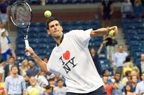 Rediff Sports - Cricket, Indian hockey, Tennis, Football, Chess, Golf - Novak Djokovic storms into US Open third round