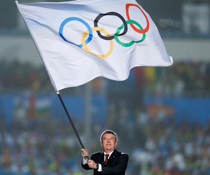 Rediff Sports - Cricket, Indian hockey, Tennis, Football, Chess, Golf - Will India bid for 2024 Olympics? IOC chief Bach to meet PM Modi on Monday