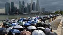 Singapore bids Lee Kuan Yew farewell