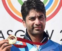 It was a well-earned medal because I work hard: Bindra on CWG gold