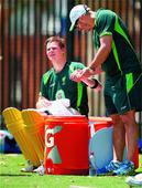 Rediff Sports - Cricket, Indian hockey, Tennis, Football, Chess, Golf - Clarke: For now, focus is on Afghanistan tie
