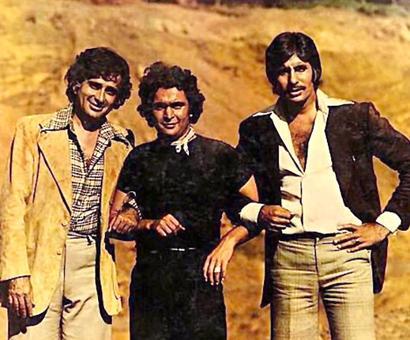 Current Bollywood News & Movies - Indian Movie Reviews, Hindi Music & Gossip - #InstaStories: Rishi-Shashi in Kabhi Kabhie