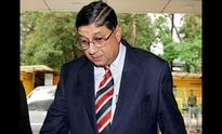 No relief for Srinivasan, Supreme Court keeps him off BCCI