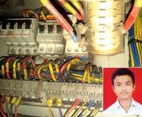 20-year-old dies after fiddling with tr... 20-year-old dies after fiddling with train's AC switch