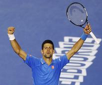 Djokovic ends Wawrinka's title defence, books Aussie Open final with Murray