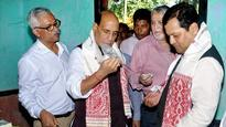 Picture fiasco: Assam govt submits 2-year-old Bangladesh pic in flood report to Rajnath Singh