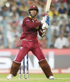 Rediff Cricket - Indian cricket - Delhi Daredevils sign Samuels to replace injured de Kock