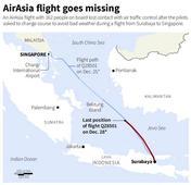 AirAsia missing flight: Read airline's statement