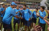 Rediff Cricket - Indian cricket - Mohammed Siraj, Basil Thampi to travel as net bowlers with Team India