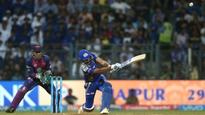 Rediff Sports - Cricket, Indian hockey, Tennis, Football, Chess, Golf - Non-wide in Mumbai's final over stirs Rohit's emotions