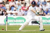 3rd Test: India 25/1 at stumps after England pile up 569/7