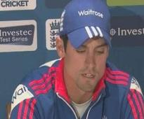 Cook's praises England 'team effort'