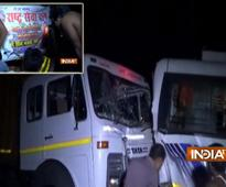 Ten kanwariyas killed in road accident in Bihar