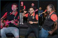 Rediff Cricket - Indian cricket - Virat Kohli Rocks the Dance Floor With Gayle, Watson Plays Guitar