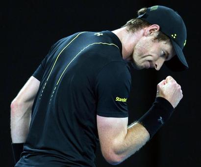 Rediff Sports - Cricket, Indian hockey, Tennis, Football, Chess, Golf - Murray on why he still is World No 1